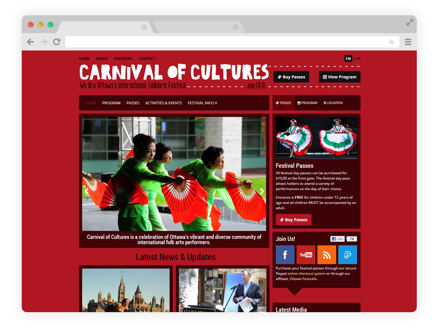 Carnival of Cultures | Multicultural Festival