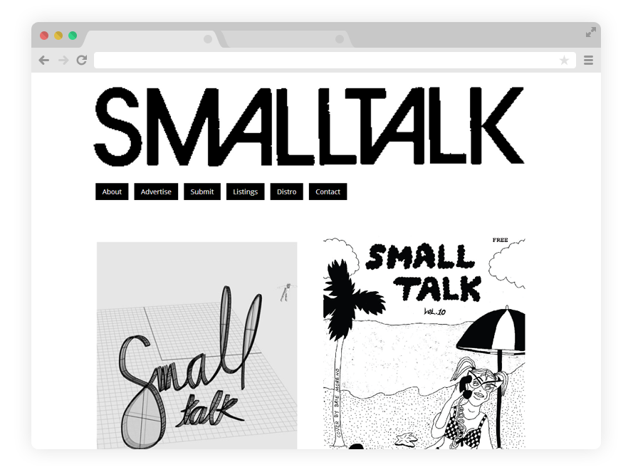 Small Talk | Monthly Newsletter